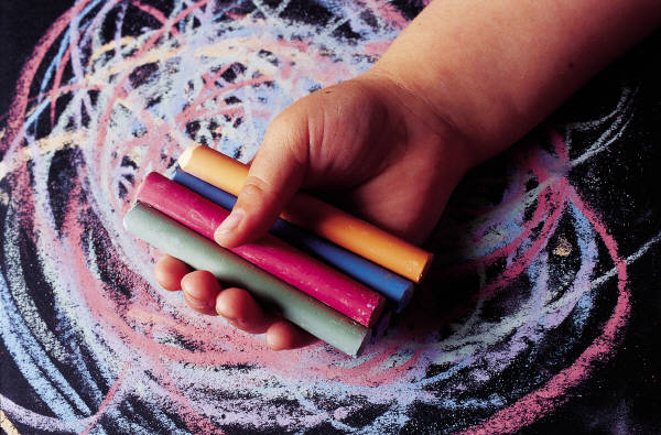 Non-Toxic Art Supplies for Kids
