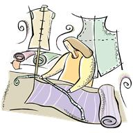 Can you sew, make alterations, follow a pattern? You can have a business!