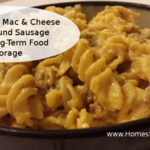Gluten Free Mac and Cheese | www.HomesteadingMom.com